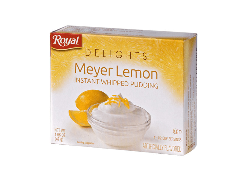 Royal Delights – Meyer Lemon 1.66 oz
