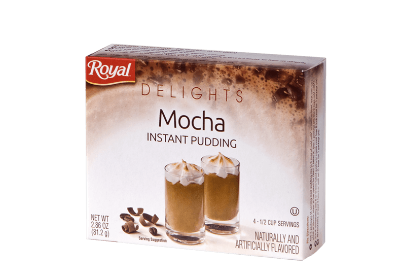 Royal Delights – Mocha 2.86 oz