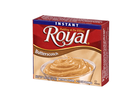 Royal Pudding – Instant Butterscotch 1.85 oz
