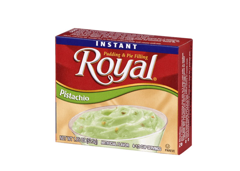 Royal Pudding – Instant Pistachio 1.85 oz