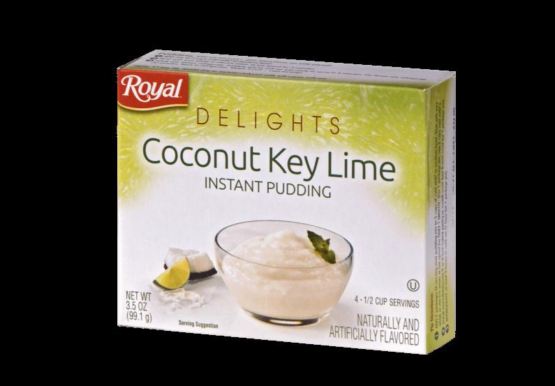 Royal Delights – Coconut Key Lime 3.5 oz