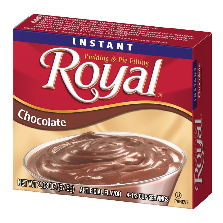 Royal Pudding – Instant Chocolate 2.02 oz