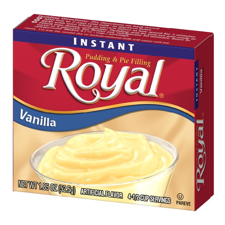 Royal Pudding – Instant Vanilla 1.85 oz
