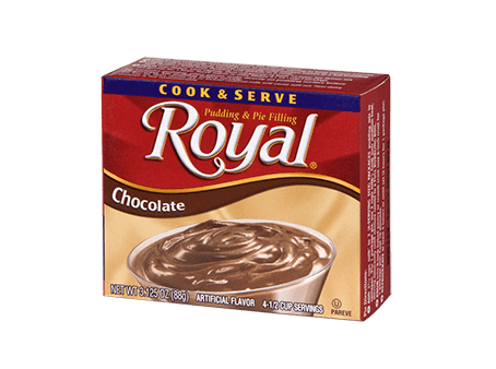 Royal Pudding – Cook & Serve Chocolate 3.125 oz