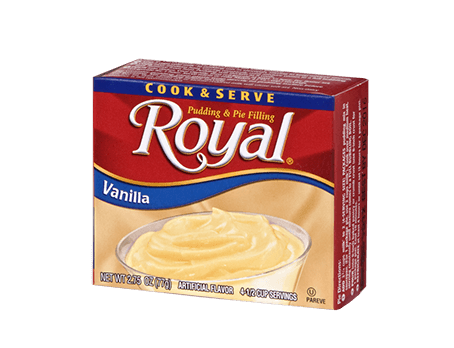 Royal Pudding – Cook & Serve Vanilla 2.75 oz