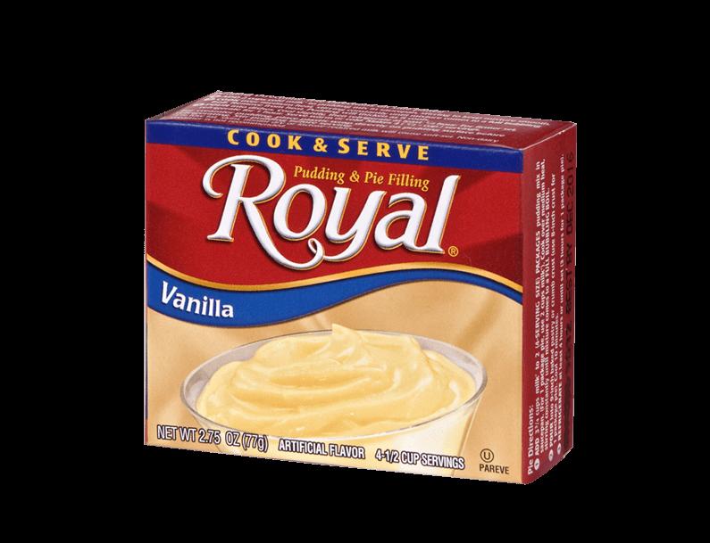 Royal Pudding – Cook & Serve Vanilla 2.75 oz