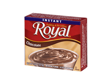 Royal Pudding – Instant Chocolate 2.02 oz