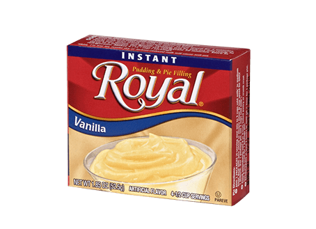 Royal Pudding – Instant Vanilla 1.85 oz