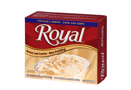 Royal Rice Pudding 4.10 oz
