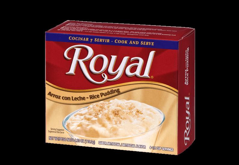 Royal Rice Pudding 4.10 oz