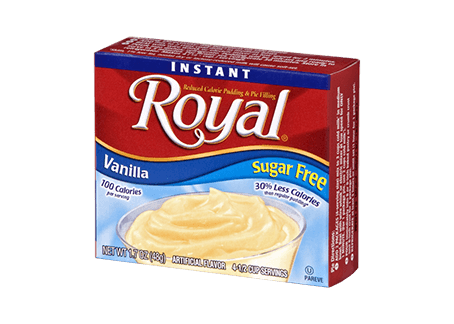Royal Pudding – Vanilla Sugar Free 1.7 oz